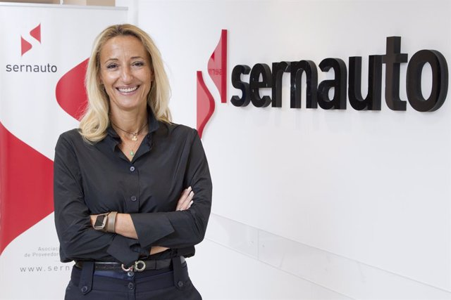 María Helena Antolin, presidenta de Sernauto
