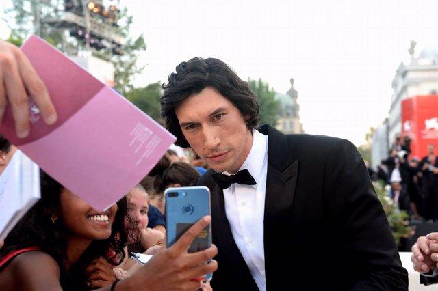 September 5, 2019 - Venice, Italy. Adam Driver. Celebrities at the Venice Film Festival. The 76th Venice International Film Festival. (Piero Oliosi/Contacto)