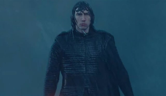 Kylo Ren en Star Wars: El ascenso de Skywalker