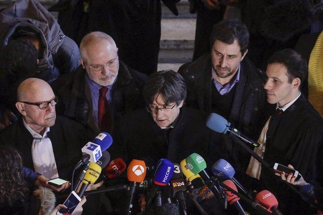 Carles Puigdemont (arxiu)