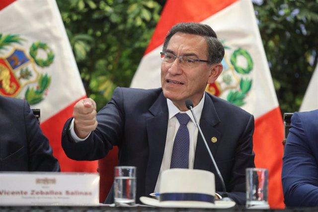 """Perú.- Vizcarra pide sanciones más duras que """"una multa"""" tras la muerte de dos t"""