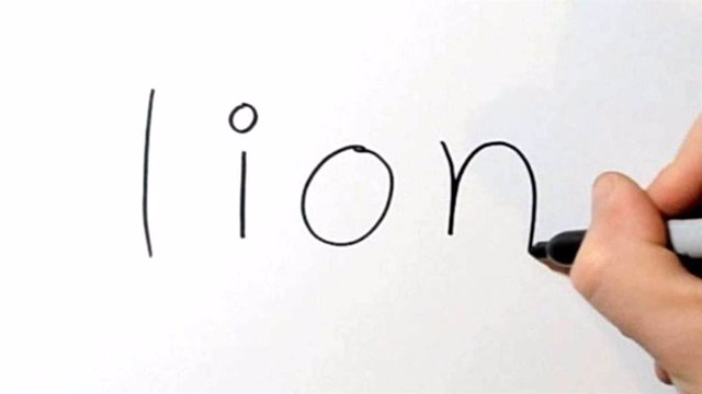 El ilustrador y diseñador Jonathan Stephen Harris transforma palabras en dibujos
