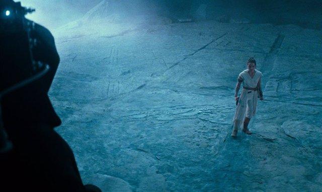 Rey en Star Wars: El ascenso de Skywalker