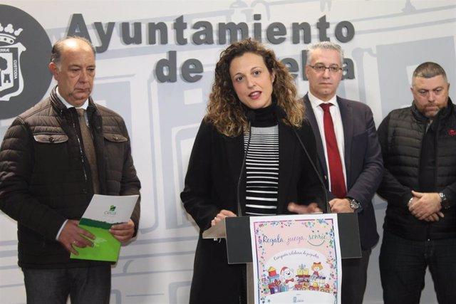 Presentación  de la campaña 'Regala, Juega, Sonríe'