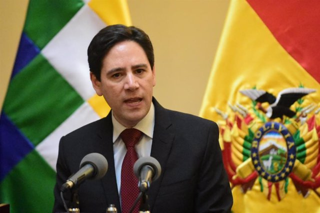 El nuevo presidente del Tribunal Supremo Electoral de Bolivia, Salvador Romero.