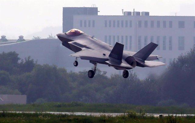 Ensayos militares en Corea de Sur