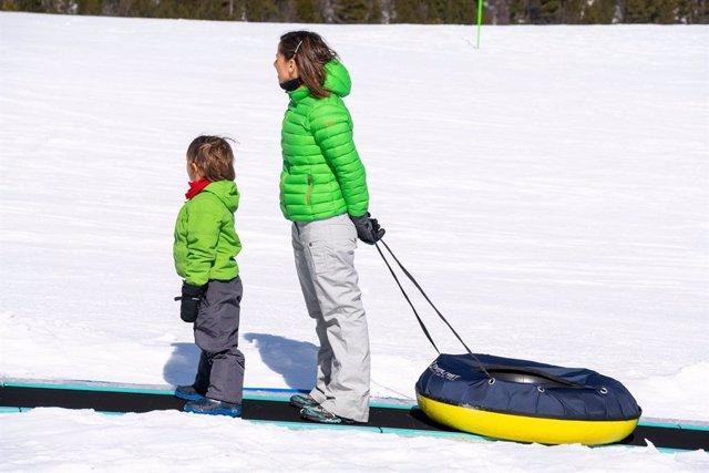Estació d'esquí Espot
