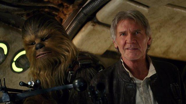 Imagen de Star Wars: El despertar de la Fuerza