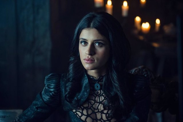 Yennefer en The Witcher,  la serie de Netflix