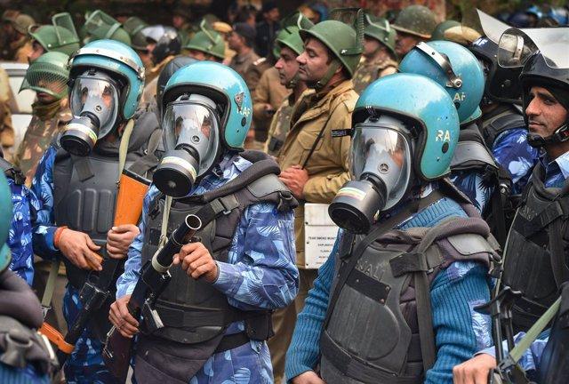 Protestes a l'Índia