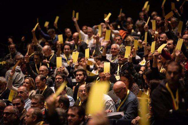 28è Congrés Nacional d'ERC, Barcelona, 21 de desembre del 2019