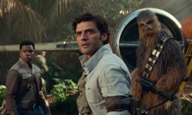 Los protagonistas de Star Wars: El ascenso de Skywalker