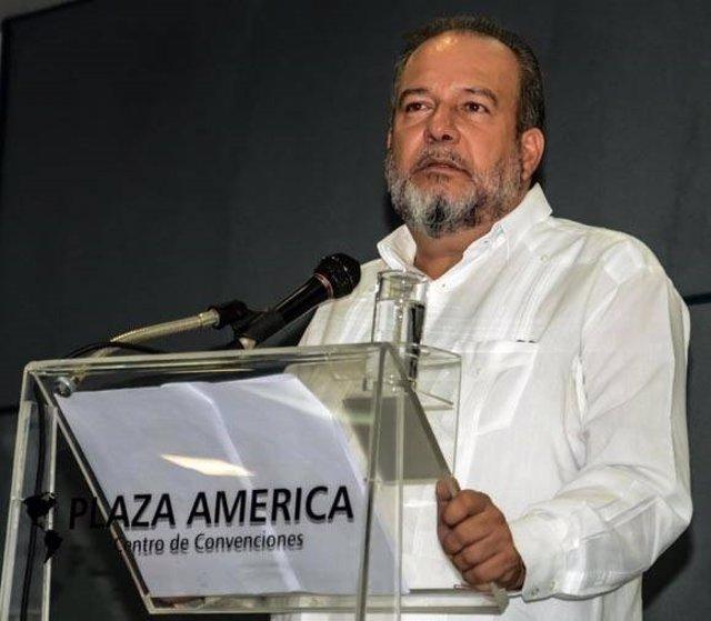 Manuel Marrero Cruz, primer ministro de Cuba