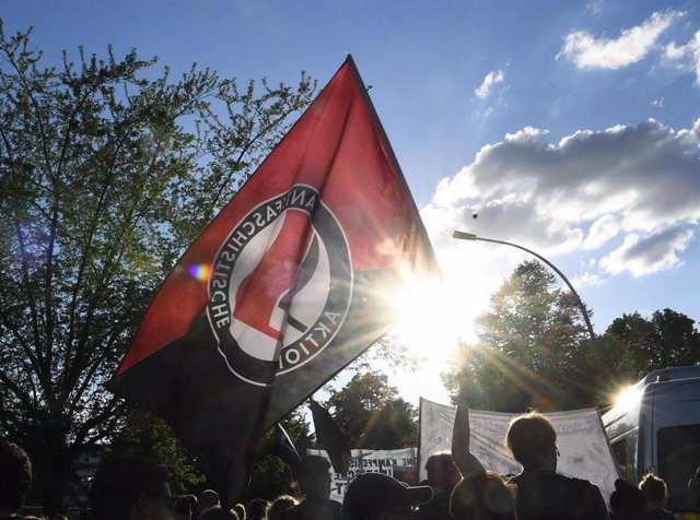 Bandera antifascista