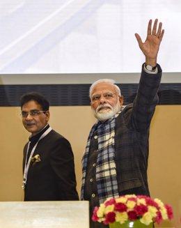 El primer ministro de India, Narendra Modi