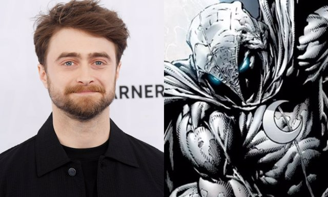 Daniel Radcliffe... ¿Será el Caballero Luna?
