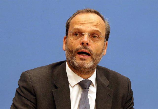 El comissari contra l'antisemitisme a Alemanya, Felix Klein