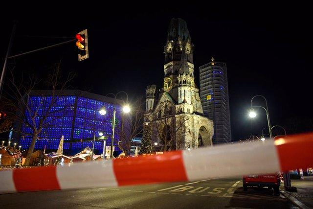 Detencions en un mercat de Berlín