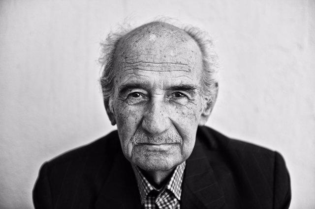 Hombre mayor, anciano