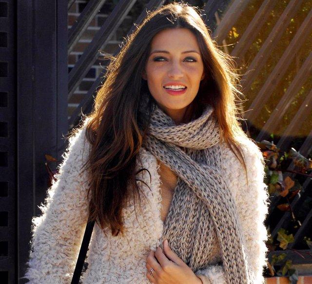 Sara carbonero y su look esencial para el invierno