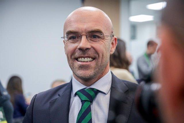 L'eurodiputat de Vox Jorge Buxadé