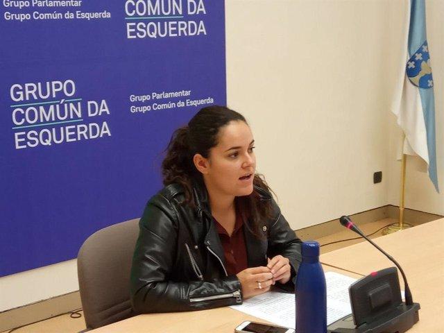 "Común da Esquerda critica que Felipe VI se sume a ""los constitucionalistas a tie"