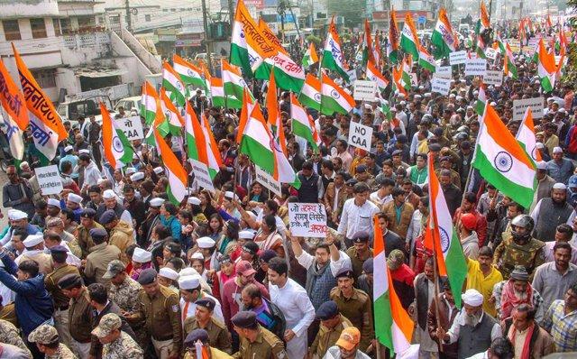 India.- El Gobierno de India anuncia un nuevo censo en medio de las protestas co