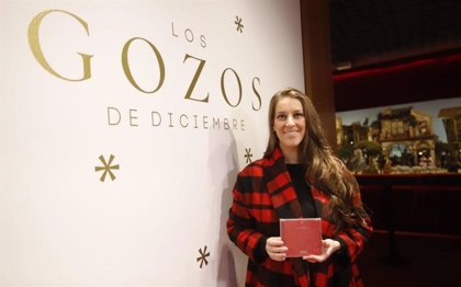 La artista Argentina presenta este jueves 'Su primera Navidad' en el Gran Teatro de Córdoba