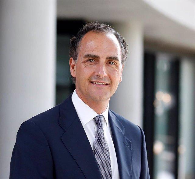 El director del Instituto de Pensiones de BBVA, Luis Vadillo
