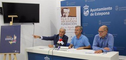Más de 300 obras se presentan a la primera edición del Premio de Novela Ciudad de Estepona, dotado con 25.000 euros