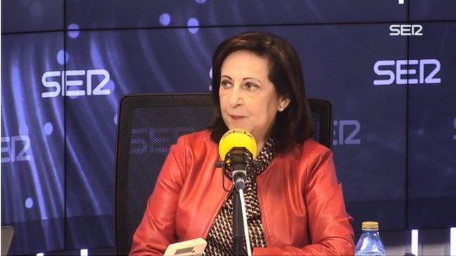 Entrevista a la ministra de Defensa y Asuntos Exteriores en funciones, Margarita Robles