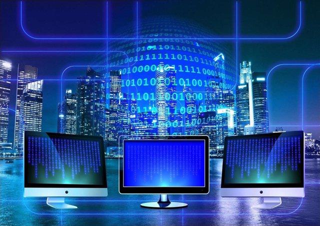 Monitores con sistema binario