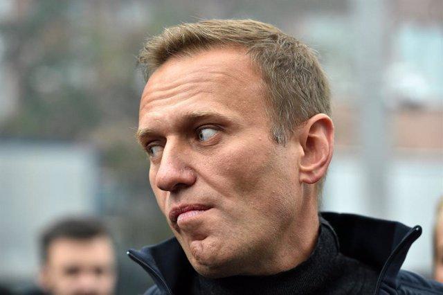 L'opositor rus Aleksei Navalni