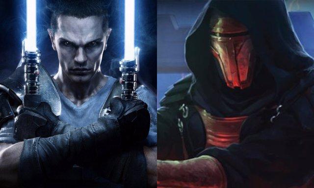 Starkiller y Darth Revan, dos Sith que ahora son parte del canon de Star Wars