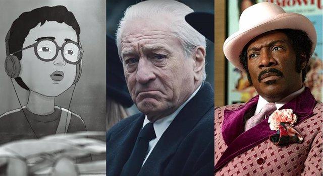 Las mejores películas de Netflix del año