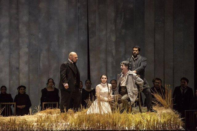 Opera 'Alzira', de Verdi
