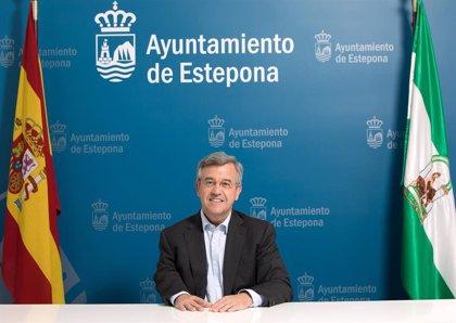 """El alcalde de Estepona señala que 2019 ha sido un año """"de grandes avances y resultados"""" para la ciudad"""