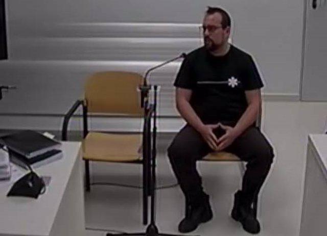 Ferrán Jolis, un dels CDR detinguts per la Guàrdia Civil el 23 de setembre