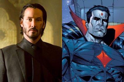 Así sería Keanu Reeves como el terrible Mr. Siniestro de X-Men de Marvel