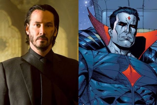 Keanu Reeves como... ¿Sinister?
