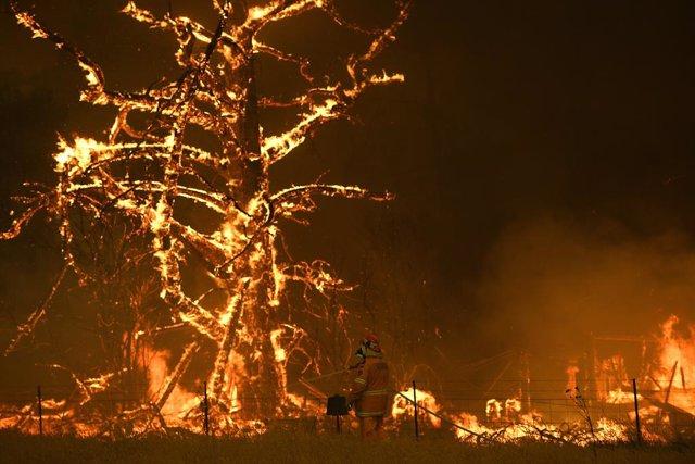 Incendis a Austràlia