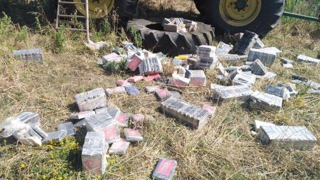 Alijo de cocaína incautado en Uruguay