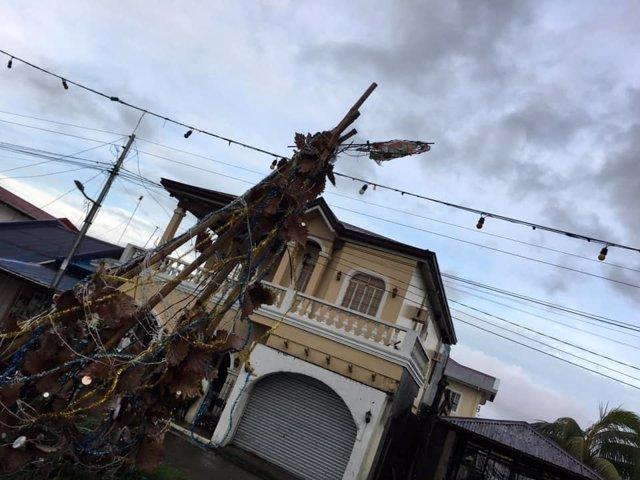 Tifón 'Úrsula' en Filipinas