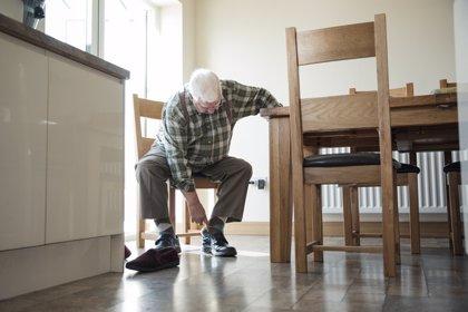 Particularidades de los pies de las personas con Alzheimer