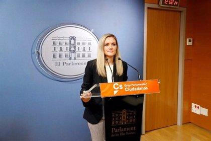 """Cs lamenta que Sánchez """"posi les institucions al servei del seu tacticisme partidista"""""""