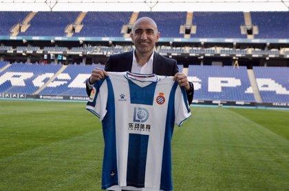 """Abelardo: """"Esperemos ver un Espanyol valiente y que no dé un balón por perdido"""""""