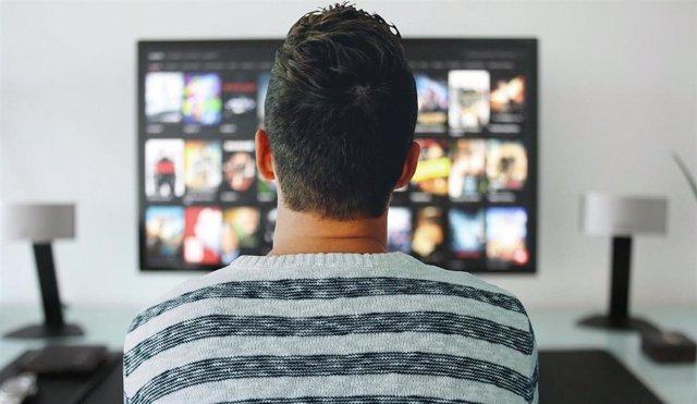 Televisión, televisor, TV, consumo televisivo, zaping, zapear, tele.