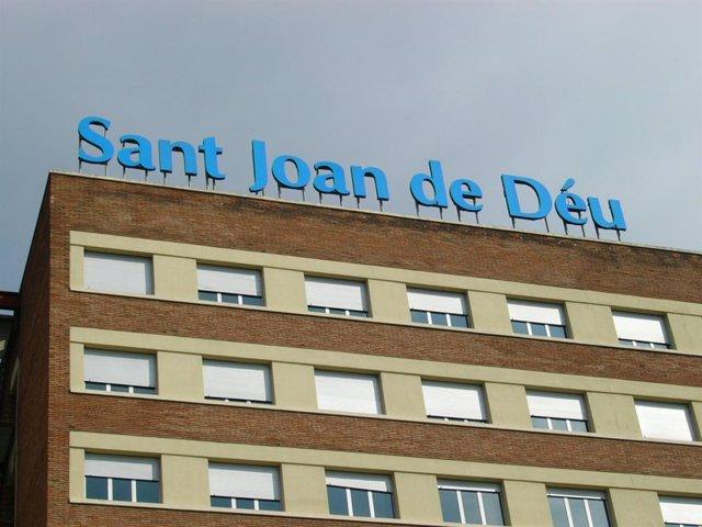 Faana De l'Hospital Sant Joan De Déu, A Esplugues de Llobregat (Barcelona)