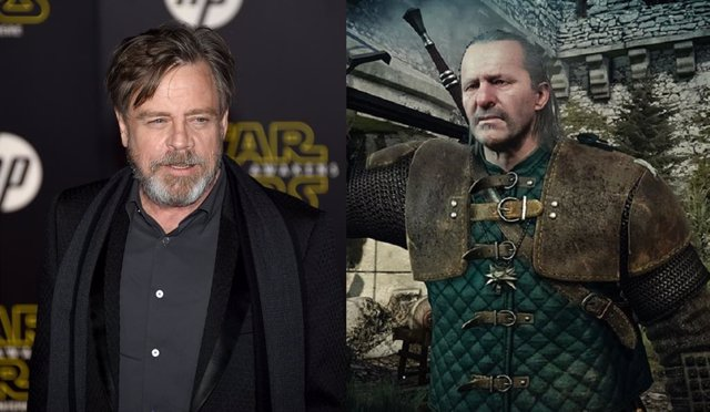Mark Hamill podría interpretar a Vesemir en la serie de The Witcher