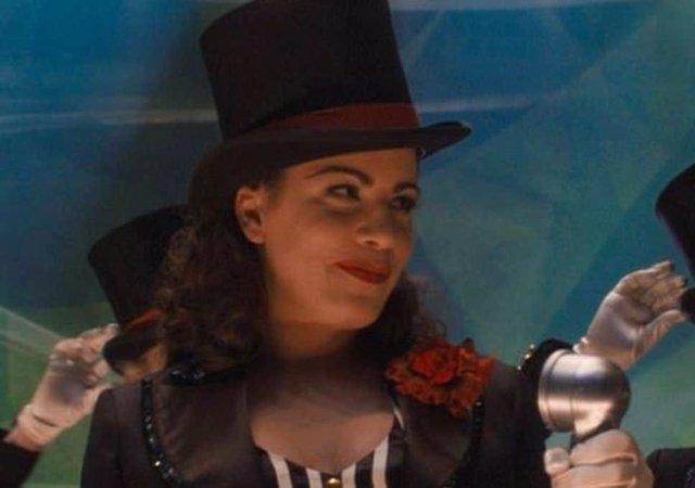 Mollie Fitzgerald en Capitán América: El primer vengador
